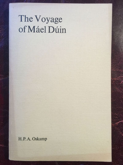 The Voyage Of Mael Duin, H.P.A. Oskamp
