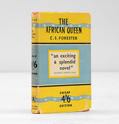 collectible copy of The African Queen