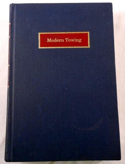 Modern Towing, John S. Blank, 3rd