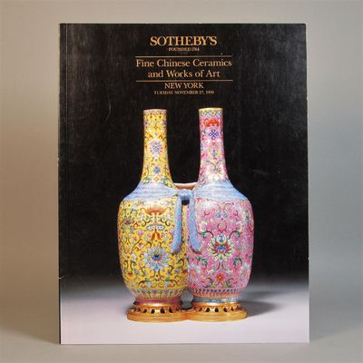 Image for Sotheby's Fine Chinese Ceramics and Works of Art. New York Tuesday,  November 27, 1990.