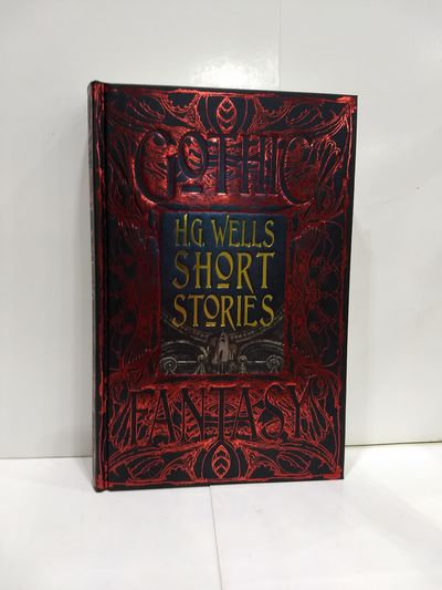 Image for H.G. Wells Short Stories (Gothic Fantasy)