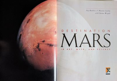 Image for Destination Mars in Art, Myth, and Science.