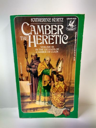 Image for Camber the Heretic (Legends of Camber of Culdi, Vol. 3)