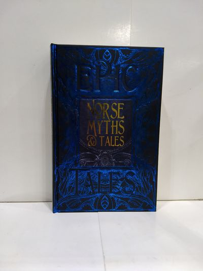 Image for Norse Myths  Tales (Gothic Fantasy)