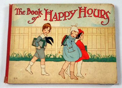 The Book of Happy Hours, . Board Book