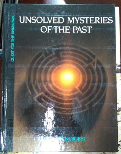 Image for Unsolved Mysteries Of The Past (Quest For The Unknown)