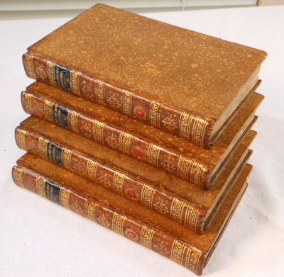 Tales of My Landlord [Second Series]. In Four Volumes, Cleishbotham, Jedediah. Pseudonym for Scott, Walter [Sir] (1771-1832)