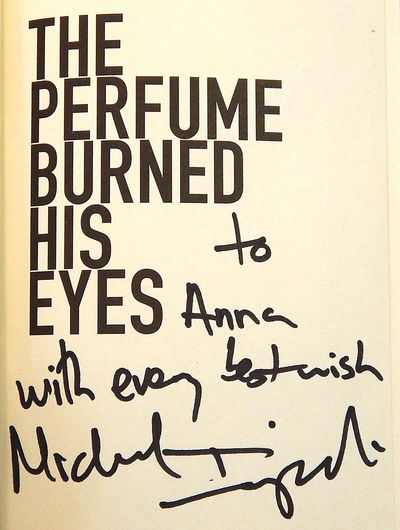 Image for The Perfume Burned His Eyes