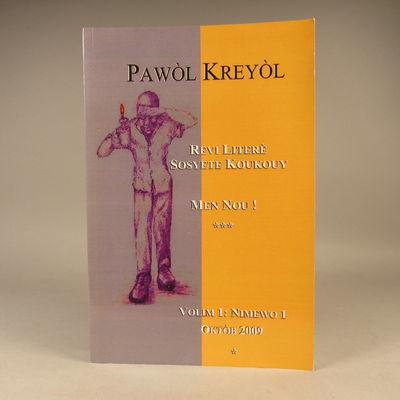 Image for Pawol Kreyol Revi Litere, Sosyete Koukouy Men Nou!