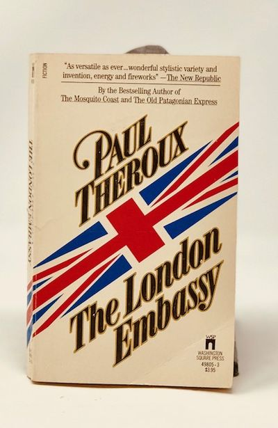 The London Embassy, Theroux, Paul