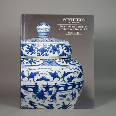 Image for Sotheby's Fine Chinese Ceramics, Furniture and Works of Art. New York  November 29 and 30, 1993