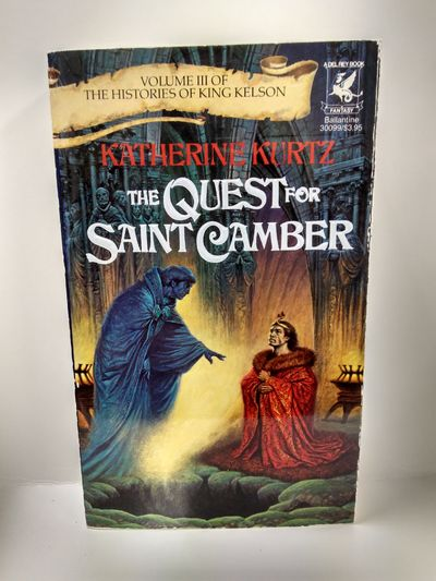 Image for Quest for Saint Camber (Histories of King Kelson, Vol. 3)