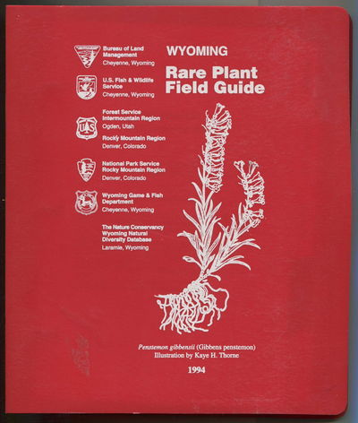 Wyoming Rare Plant Field Guide, Fertig, Walter