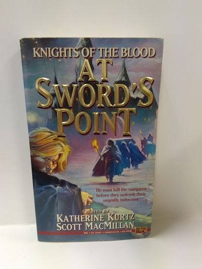 Image for At Sword's Point (Knights of Blood)
