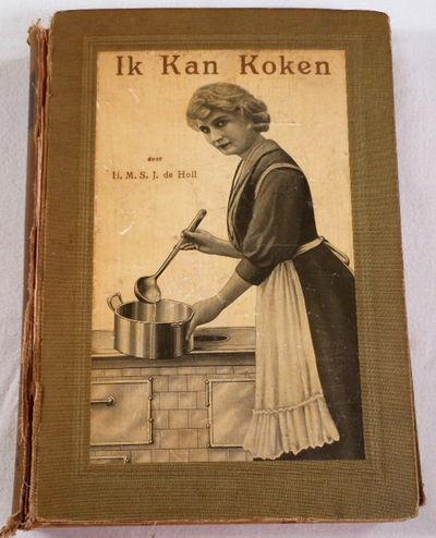 Ik Kan Koken: Geillustreerd Handboek Voor Degenen Die De Keuken in Het Algemeen En De Behandeling Der Gerechten in Het Bijzonder Willen Leeren