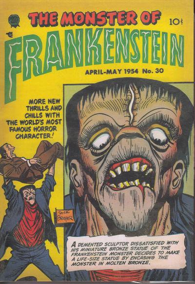 Image for Frankenstein - Volume Eight - Slipcased Edition