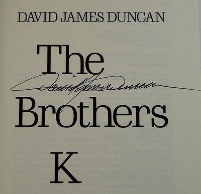 The Brothers K, Duncan, David James