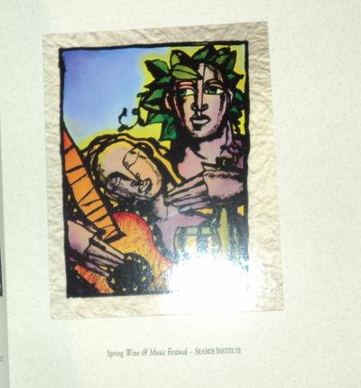 DIAZ BOOK 1995. SIGNED by David Diaz., Diaz, David.