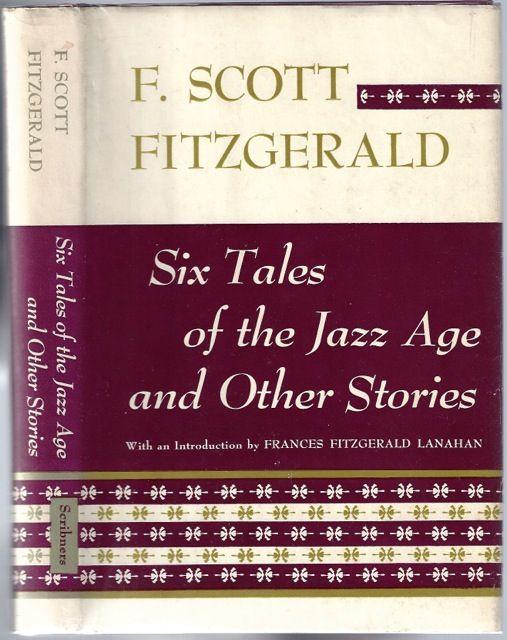 f scott fitzgerald essay echoes of the jazz age