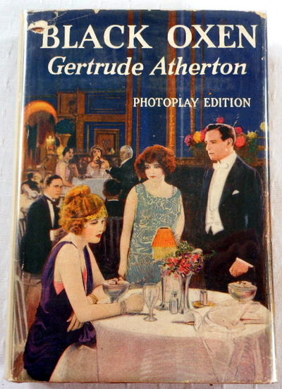 Black Oxen. Photoplay Edition, Atherton, Gertrude