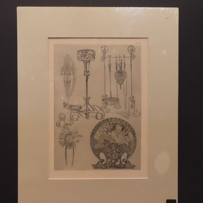 Image for Documents Decoratifs, plate 68