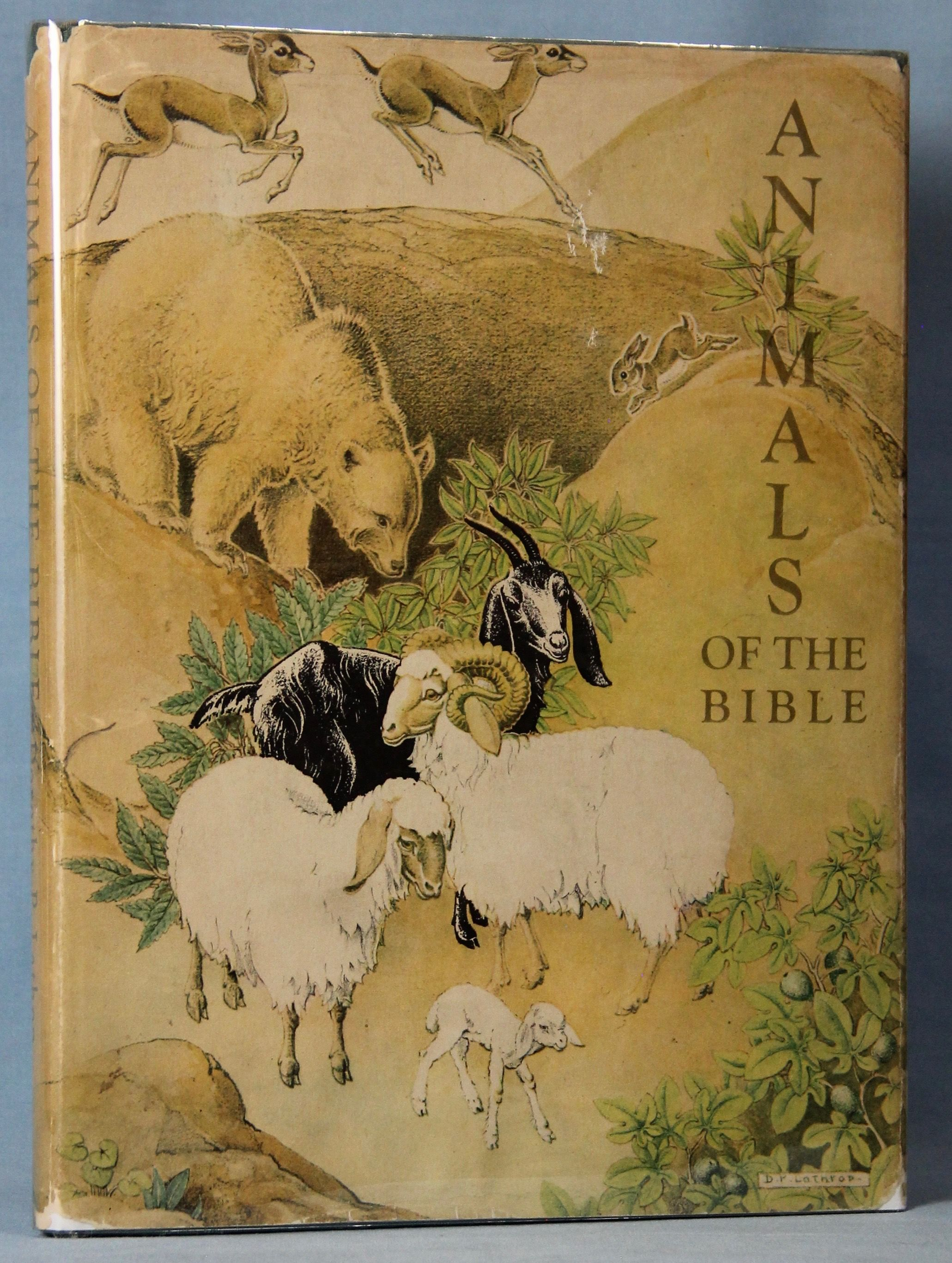 Image for Animals of the Bible (First Edition, First Issue)