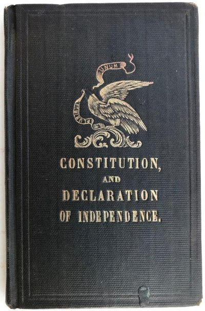 Constitution of the United States of America., [United States of America; Boston imprint].