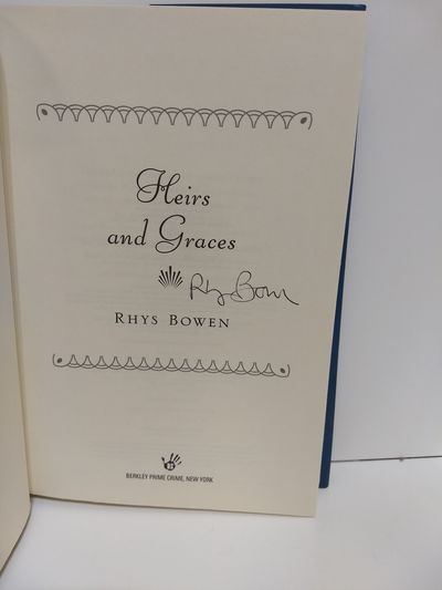 Image for Heirs and Graces (SIGNED)
