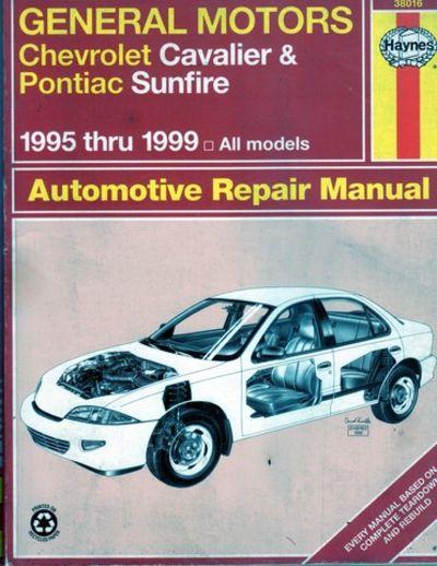 haynes chevrolet cavalier   pontiac sunfire 1995 thru Pontiac G6 1984 Pontiac Sunbird
