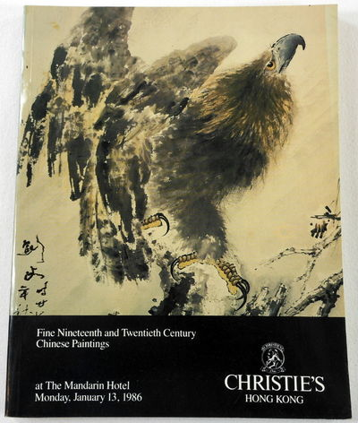 Fine Nineteenth and Twentieth Century Chinese Paintings. Christie's Hong Kong, Mandarin Hotel: January 13, 1986. Sale Ying Hu