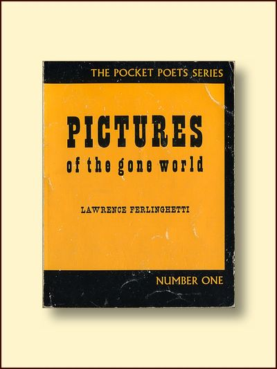 Pictures of the Gone World, Ferlinghetti, Lawrence