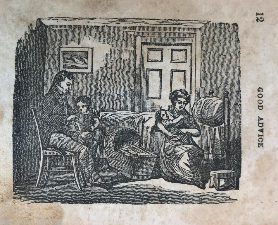 Image for Little Ellen. [With]: Good Advice for Boys and Girls. [With]: The Little Riddler, with many engravings.
