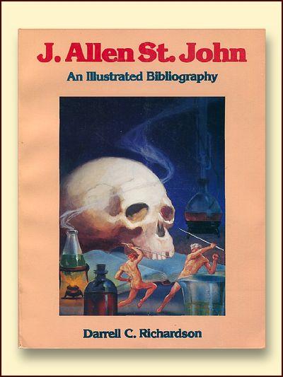 J.Allen St. John: An Illustrated Bibliography, Richardson, Darrell C.