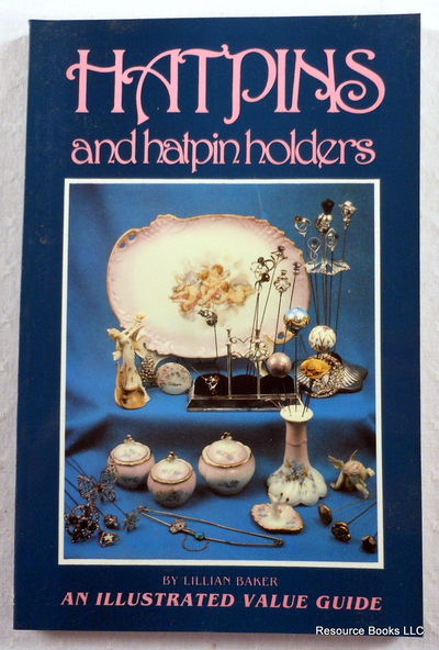 Hatpins and Hatpin Holders, Baker, Lillian