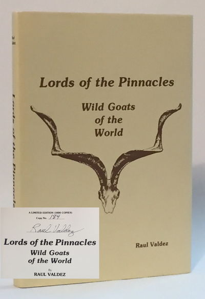 Lords of the Pinnacles: Wild Goats of the World, Valdez, Raul
