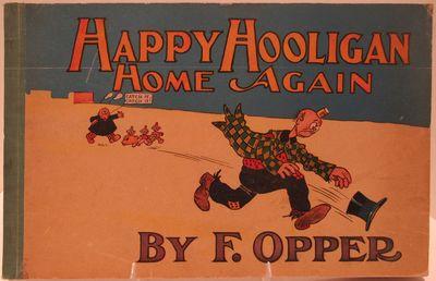 Happy Hooligan Home Again