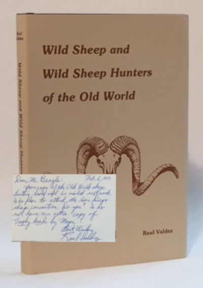 Wild Sheep and Wild Sheep Hunters of the Old World, Valdez, Raul