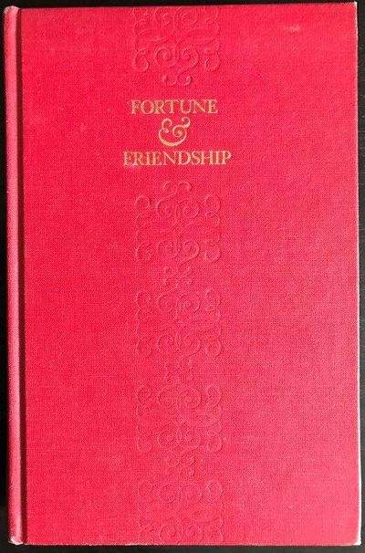 Fortune & Friendship: An Autobiography., POWELL, Lawrence Clark (1906-2001).