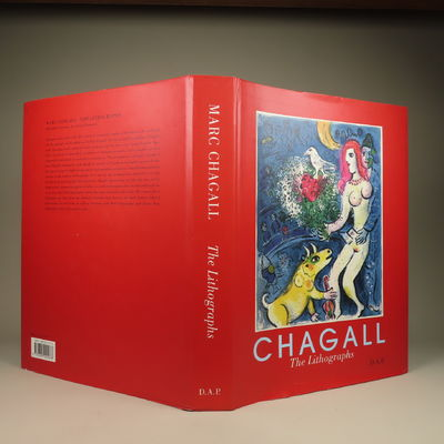 Image for Marc Chagall, The Lithographs, La Collection Sorlier