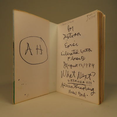 Image for Your Reason & Blake's System (INSCRIBED by Ginsberg)