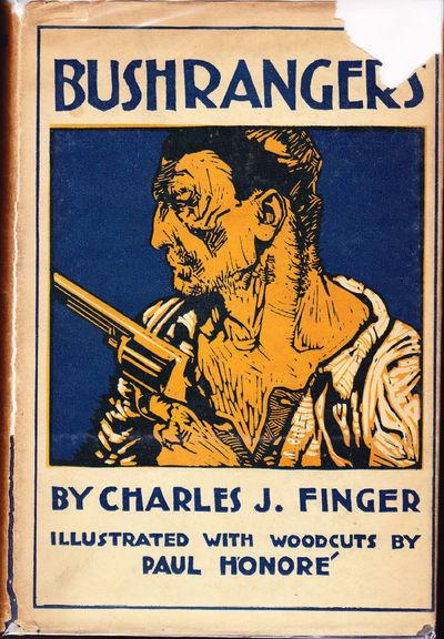 Bushrangers, Finger, Charles J.