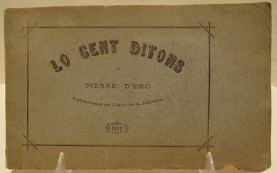 Image for Lo Cent Ditons. Rabistoqua pe Dian de la Jeanna.