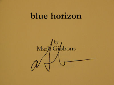 Blue Horizon, Gibbons, Mark