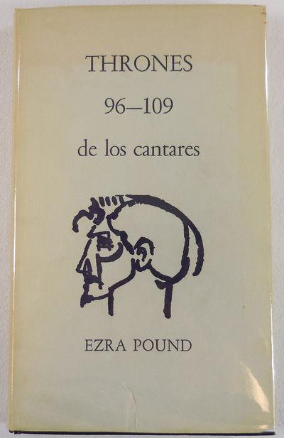 Image for Thrones 96-109 de Los Cantares [Cantos 96-109]