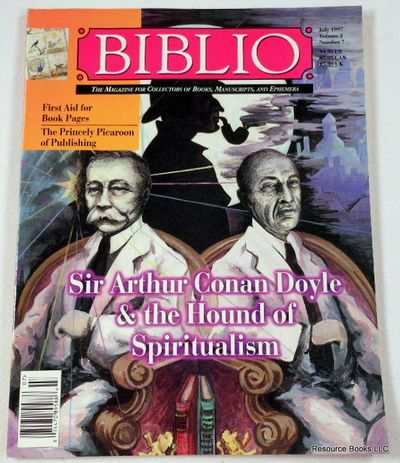 Biblio Magazine - July 1997.  Volume 2, Number 7, Biblio Magazine