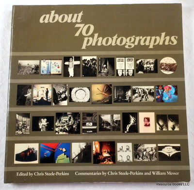 About 70 Photographs, Arts Council of Great Britain;Steele-Perkins, Chris; Messer, William