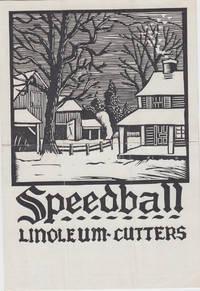 Speedball Linoleum Cutters by (Printmaking)