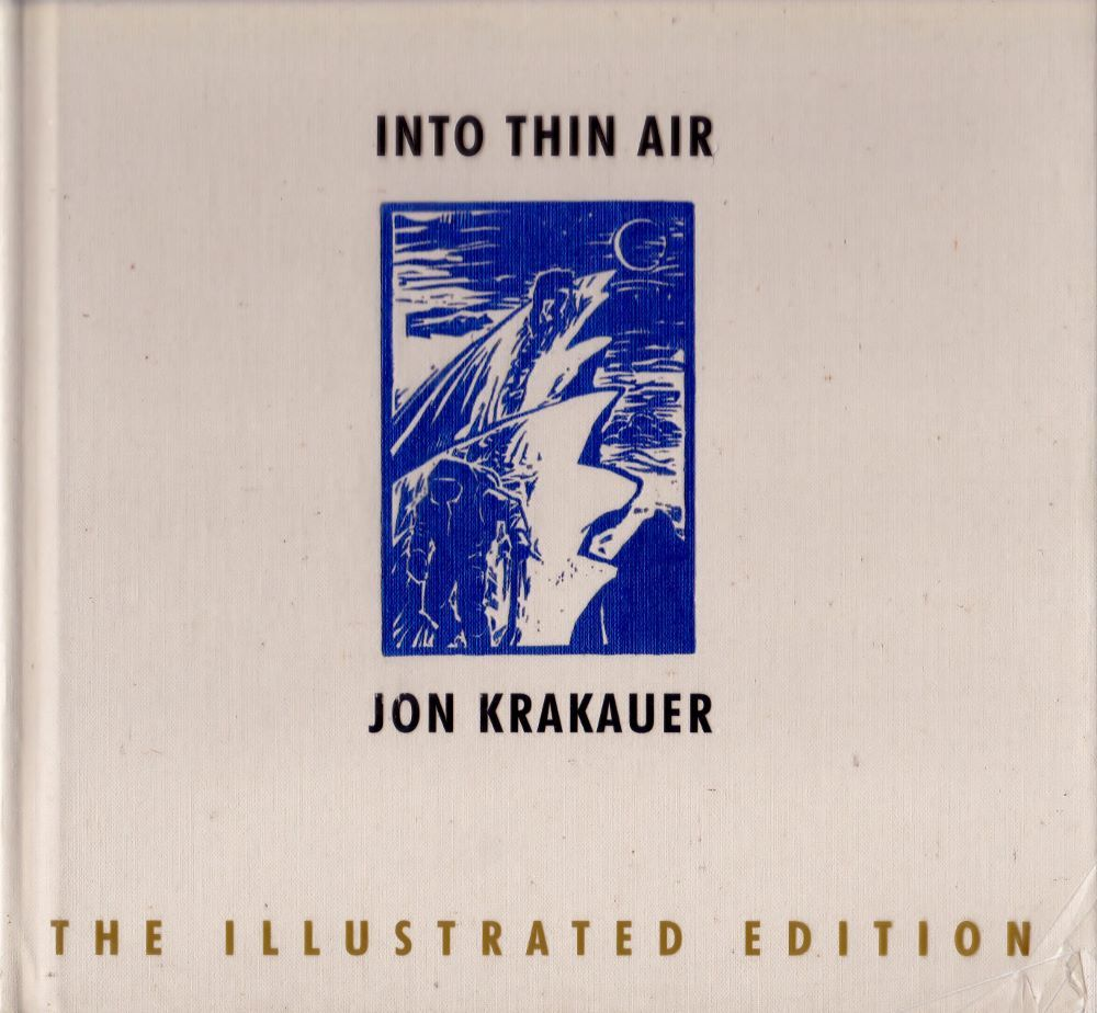 a report on the book into thin air by jon krakauer Listen to a free sample or buy into thin air by jon krakauer on itunes on your iphone, ipad, ipod touch, or mac.
