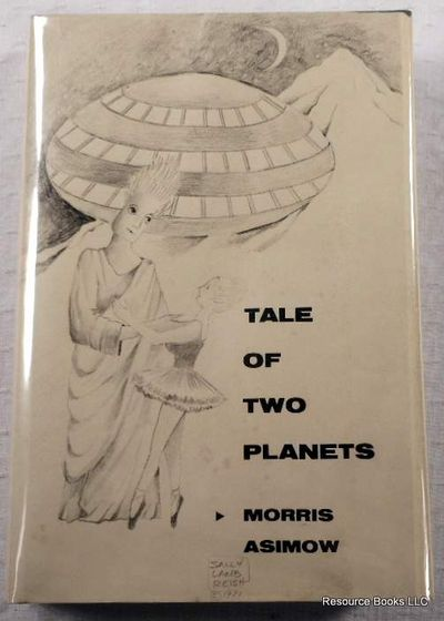 Tale of Two Planets, Asimow, Morris