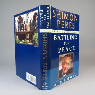 Image for Battling For Peace. A Memoir. (Signed)
